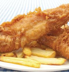 fish fry at krolicks bbq
